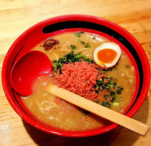 【えびそば 一幻 総本店】 えびみそ そのまま・細麺