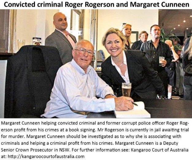 News Corp throw paid informant Crown Prosecutor Margaret Cunneen under a bus A stick of dynamite was thrown under the Australian legal and political fraternity on Friday (12/2/16) which will be fel…