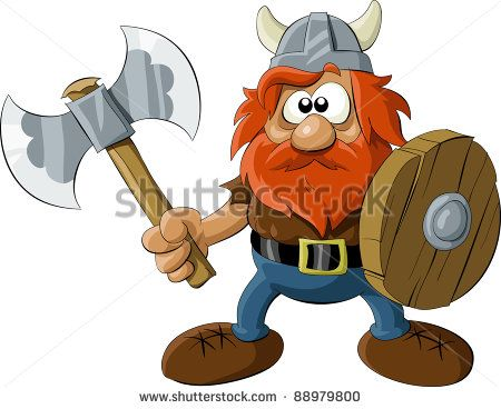Viking Cartoon Stock Photos, Images, & Pictures | Shutterstock