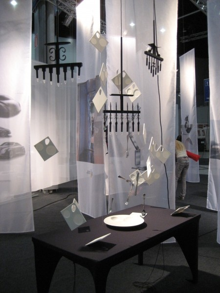 Olomuoto Fair design,  Lahti 2008