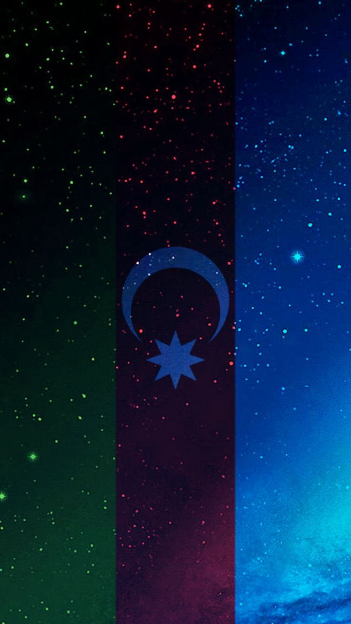 4k Hd Azərbaycan Bayragi Divar Kagizi Azerbaijan Flag Wallpaper Flag Art Azerbaijan Flag Galaxy Wallpaper