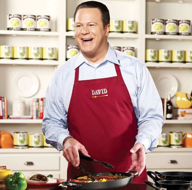 """David Venable admits that, when it comes to employment, he's got """"the greatest job in the world."""" The host of QVC's hit show In The Kitchen with David recently joined me for my podcast Whine At 9 to discuss Super Bowl recipes and a career that has allowed him to blend his love of television [...]"""