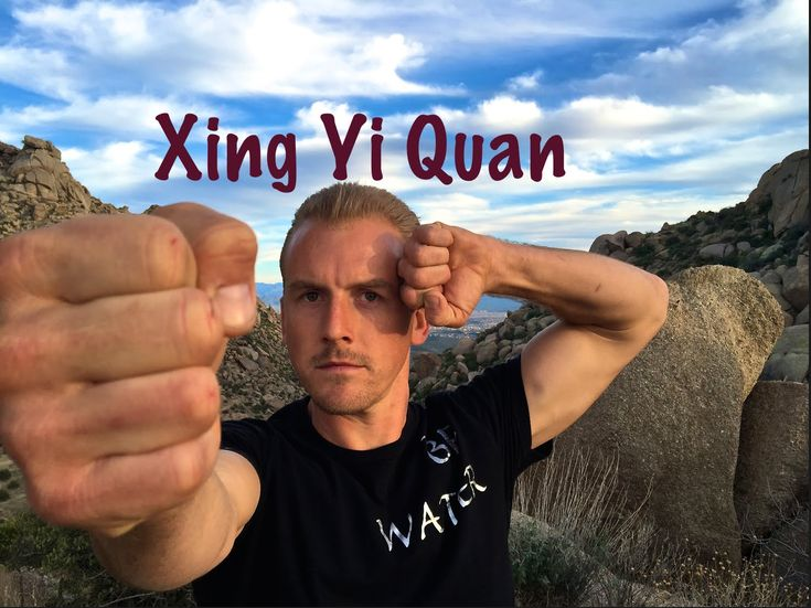 Xing Yi Quan for Beginners
