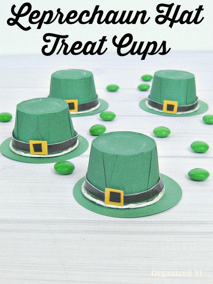 Mejores 433 imágenes de St Patricks Day Crafts en Pinterest | Ideas ...