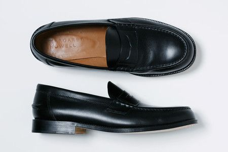 Margaret howell penny loafers