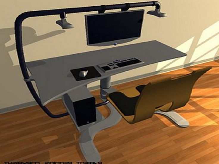 99+ Cheap Office Desks for Home - Home Office Furniture Images Check more at http://www.sewcraftyjenn.com/cheap-office-desks-for-home/