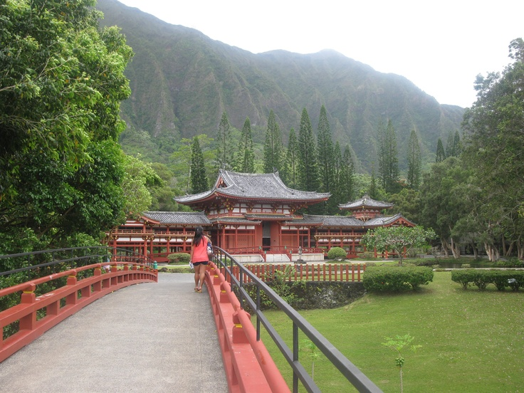 temple in hawaii