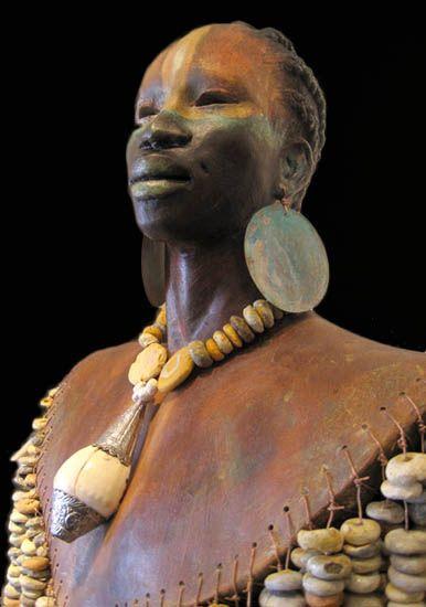 Woodrow Nash | Ceramic Sculpture