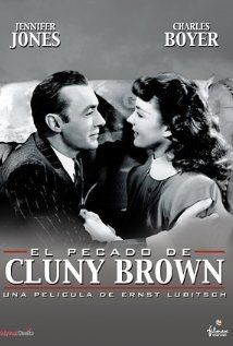 Cluny Brown, 1946, Charles Boyer, Jennifer Jones, Peter Lawford, Reginald Gardiner, Reginald Owen.  Great comedy.