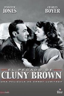 Cluny Brown, 1946, Charles Boyer, Jennifer Jones, Peter Lawford, Reginald Gardiner, Reginald Owen.  Great comedy.
