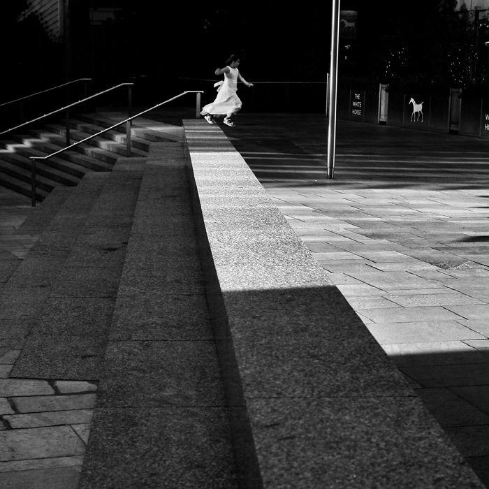 White horse by Dmitry Stepanenko on 500px