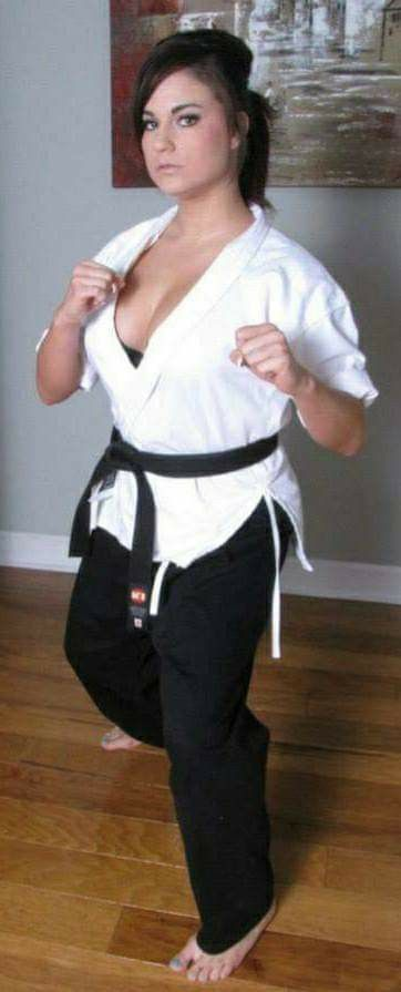 sexy-karate-outfit