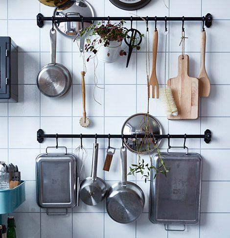 Pfannen Aufhängen 17 küche töpfe aufhängen bilder die besten 25 kleine kuchen ideen