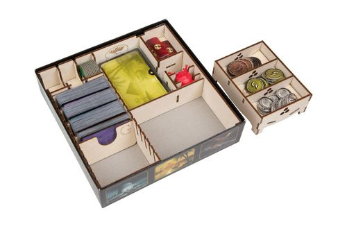 17 best images about broken token products on pinterest for Board game storage solutions