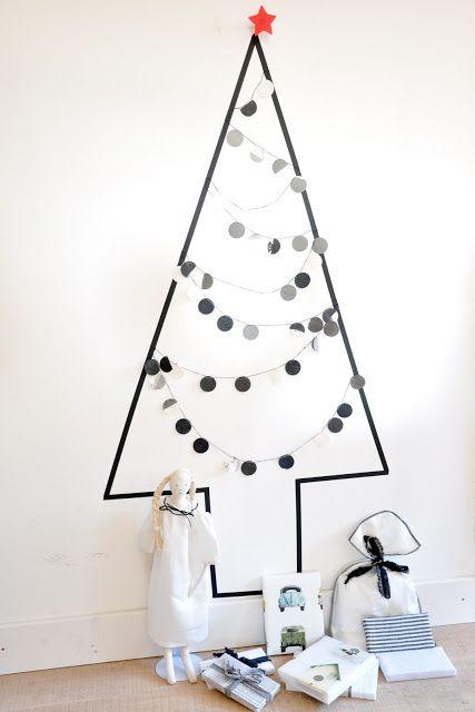 Pinta la Navidad  en donde quieras.