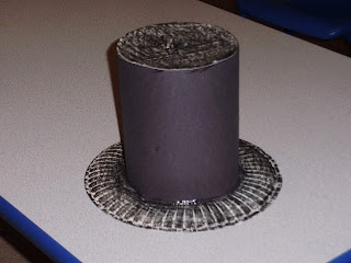 Abe Lincoln Top Hat Craft