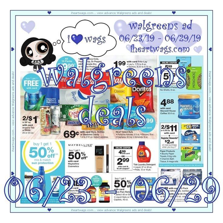 Pin by Erica Hart on i ♥ wags (walgreens) Dollar tree ad