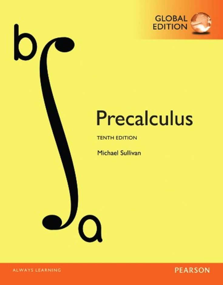 Best 25 precalculus textbook ideas on pinterest trigonometry precalculus 10th edition global edition pdf instant download fandeluxe Images