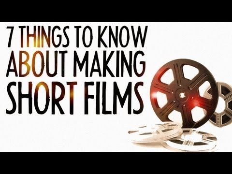 This week, Russell goes over seven important things to know about short films, from efficient exposition, to what the best length is when submitting to film festivals!  If you have anything that you would add to this list, leave them in the comments below!