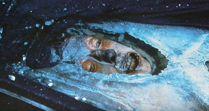 The Arctic Mummification Of John Torrington And The Franklin Expedition - http://all-that-is-interesting.com/john-torrington-franklin-expedition?utm_source=Pinterest&utm_medium=social&utm_campaign=twitter_snap