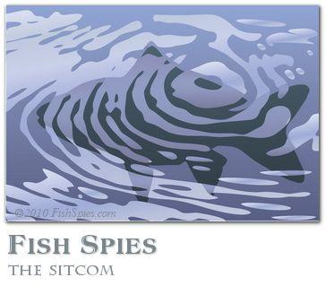 Fish Spies #TV #sitcom #NYC