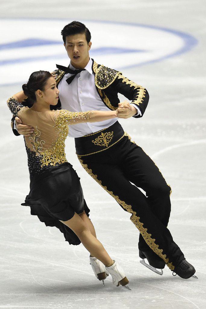 Shiyue Wang & Xinyu Liu World Team Trophy 2015