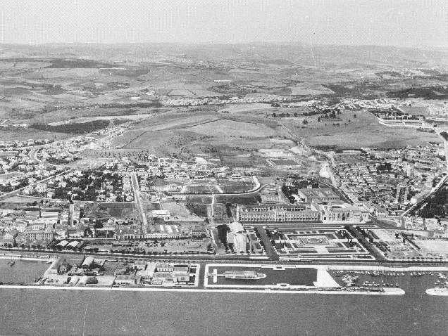 Belém, 1950