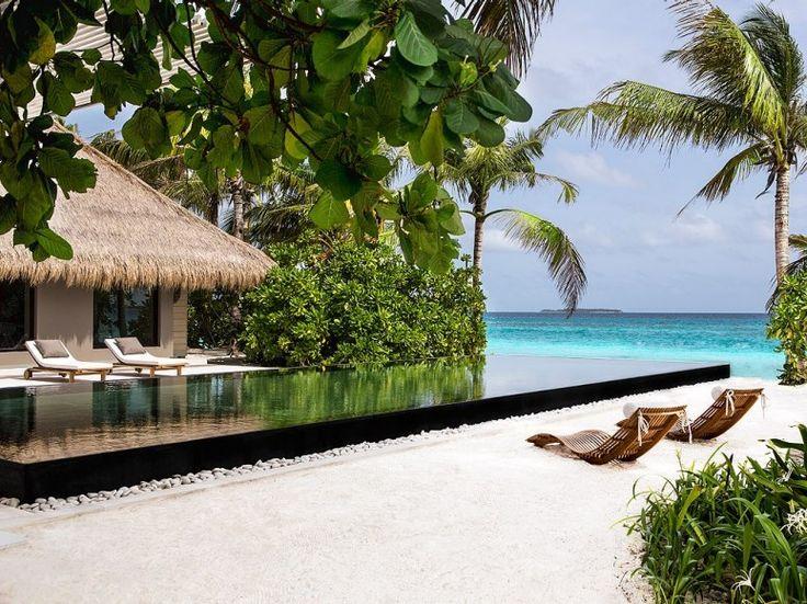 Cheval Blanc Randheli, Maldives #LVMH