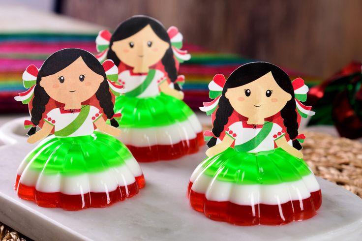 Cierra con broche de oro la noche mexicana con estas Adelitas que además de que son muy fáciles de hacer el sabor es espectacular. ¡Les encantará a toda tu familia!