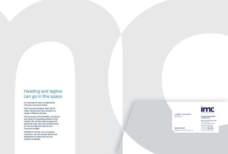 Presentation folder [inside] concept #Cordestra #GraphicDesign #PresentationFolder