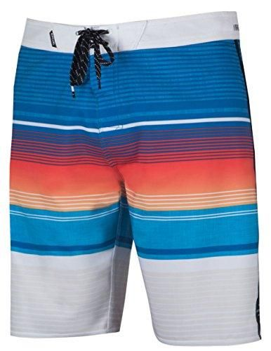 93eac26343 Rip Curl Men's Mirage All Time Generate Boardshort, Red 401K, 29: Clothing