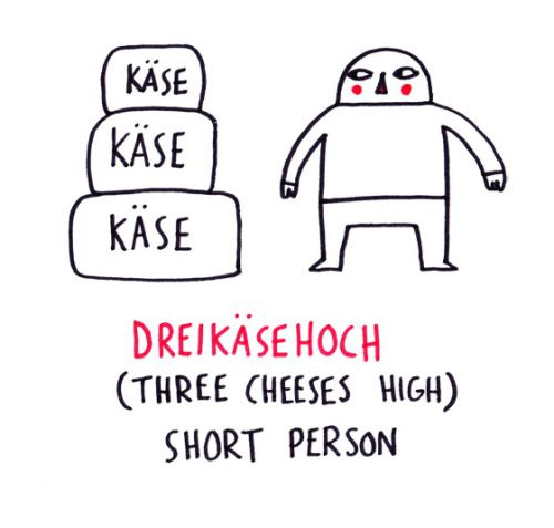 Deutsch doodles by michelle last