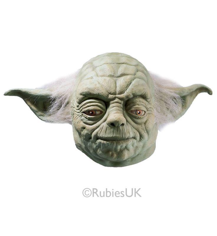 Star Wars. Yoda-lasten kasvomaski