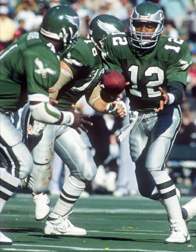 Rodney Peete Eagles Cunningham / Byers | N...