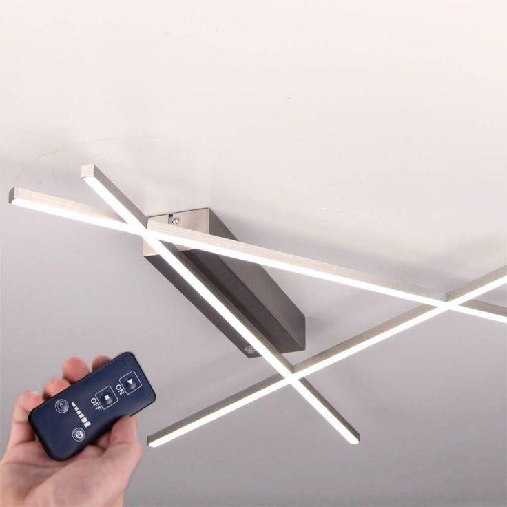 SKAPETZE -    Tramos / LED Deckenleuchte / 24W LED dimmbar mit Fernbedienung Innenleuchten Deckenleuchten