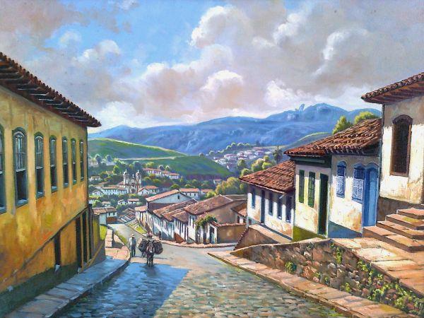 WILSON VICENTE - Rua em Ouro Preto