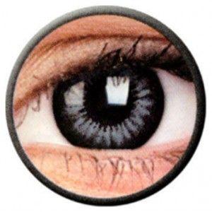 Lentile de contact colorate gri Big Eyes Evening Grey - http://lensa.ro/lentile-contact-colorate/big-eyes/evening-grey
