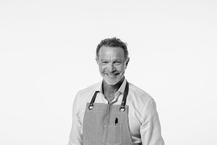 "Cook with Mark McEwan - Head judge on TV show ""Top Chef Canada"""