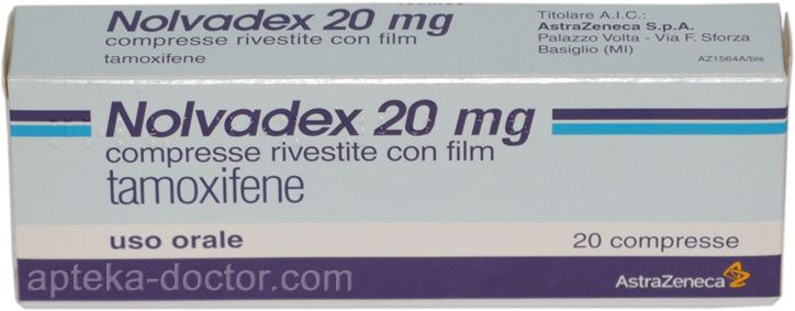 tilibom: NOLVADEX (Tamoxifen)Tamoxifen has rarely caused ve...