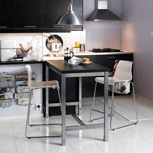 78 best ideas about bar table ikea on pinterest kitchen. Black Bedroom Furniture Sets. Home Design Ideas