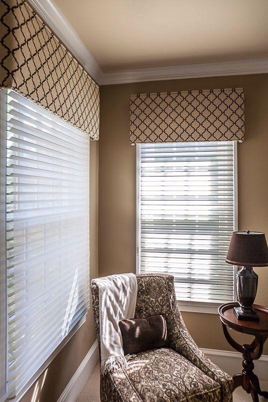 Modelo tailored ideas de cornisas y galerias pinterest for Window treatment manufacturers