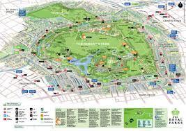 Risultati immagini per mappa regent's park londra