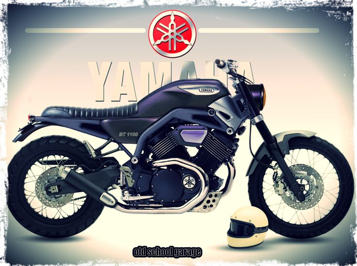 yamaha bt 1100 moto pinterest bulldogs and cafe racers. Black Bedroom Furniture Sets. Home Design Ideas