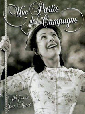 """1. De Renoir a Renoir (Jean y Auguste).  """"Une partie de campagne"""".  (nº2 en el tablero 'Lienzos inolvidables')."""