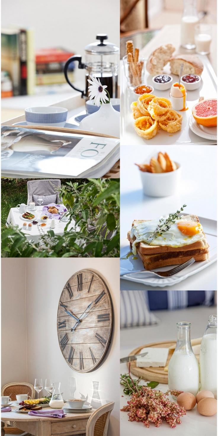 Favorite breakfast rituals...