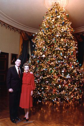 The Reagan White House......Loved them as our President and First Lady!