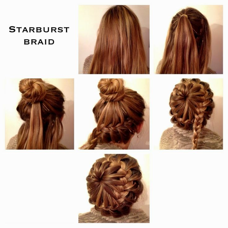 Hair Styles by Liberty: The Starburst Braid