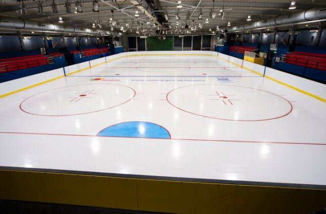 The best Ice hockey surfaces use an eight filter reverse osmosis system.