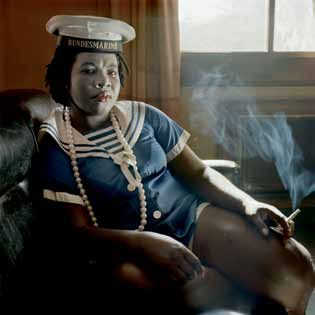 Nigerian actress by Pieter Hugo