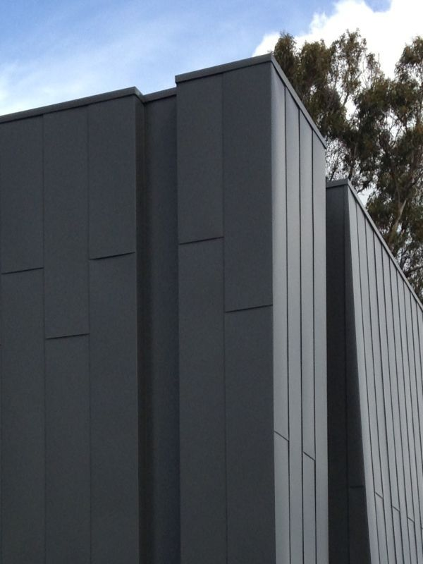 Exterior Metal Cladding Systems : Ideas about cladding systems on pinterest cedar